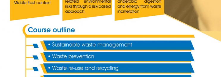 WASTE MANAGEMENT :A MODERN AND SUSTAINABLE APPROACH